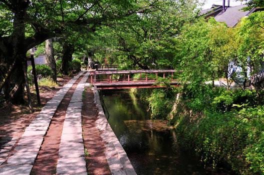 Philosopher's Walk and Bridges