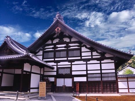 Rokuonji temple at Kinkakaji
