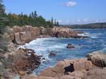 Thunderhole in Acadia