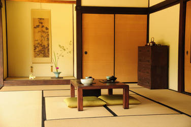 Japanese Home by AndySerrano