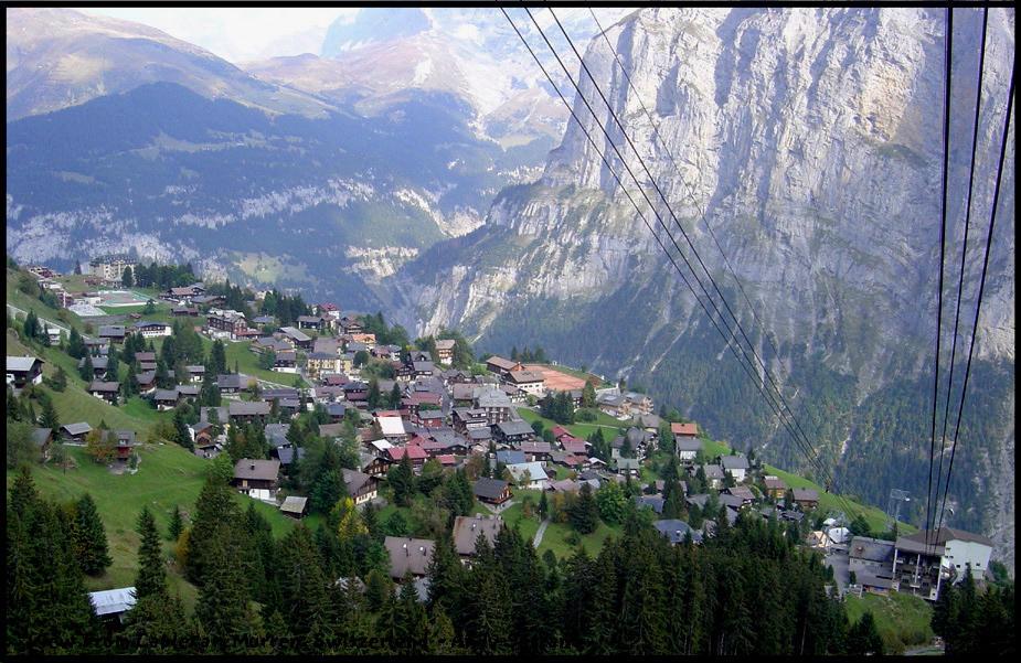 Murren Switzerland  city images : Cable Car Murren Switzerland by AndySerrano on DeviantArt