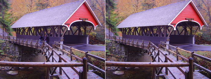 Bridge - Before and After
