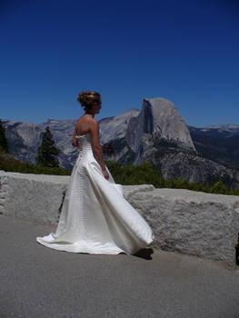 Yosemite's Bride