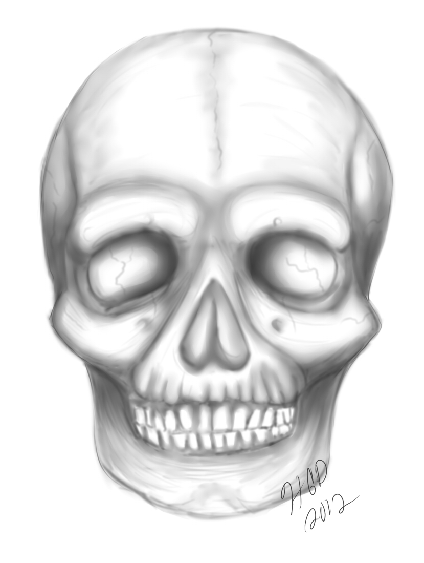 Skull Work by HotrodsImpulse
