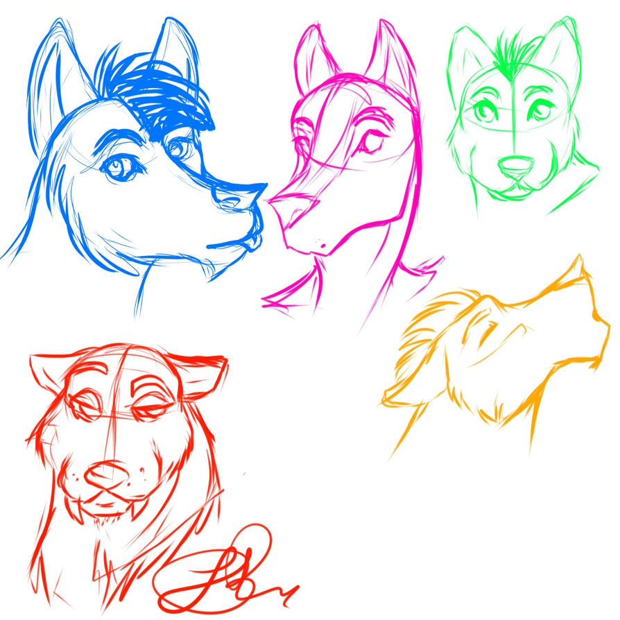 Doodles2 by HotrodsImpulse