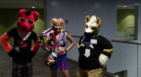 Lollipop Chainsaw at KNC 2014