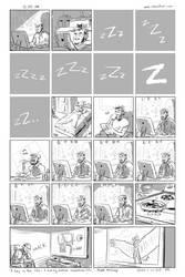 An Hourly Comic