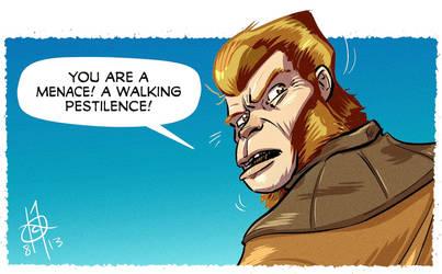 Damn, Dirty Ape!