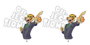 Tiger Lawyer in 3D