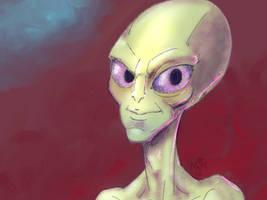 Favorite Sci-fi Movie Alien