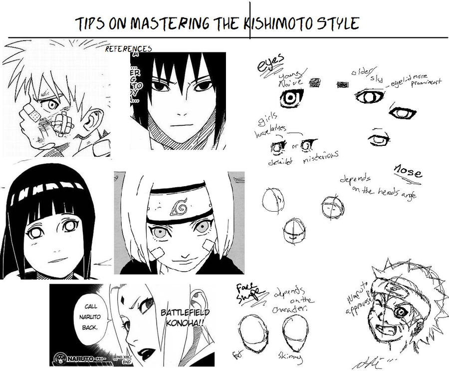 Tips on Mastering Kishimoto by NomiDango