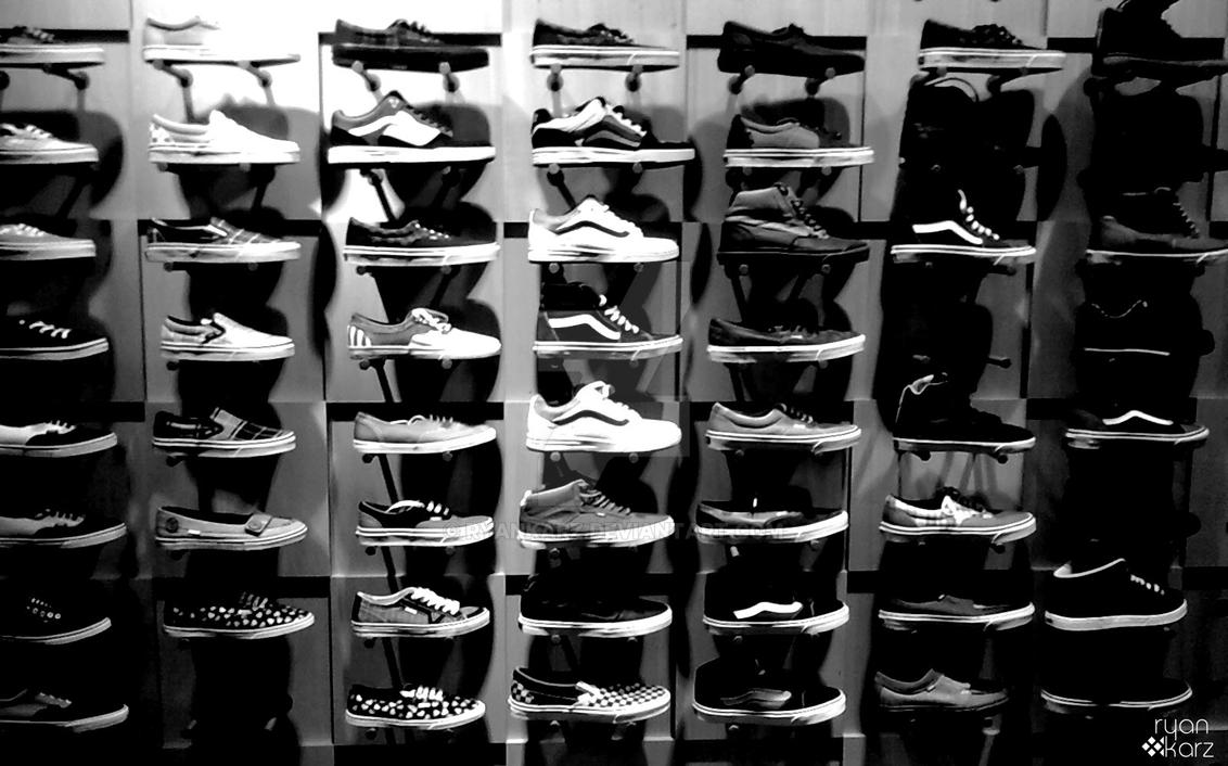 0ed378cf47 Vans Shoes by RyanKarz on DeviantArt