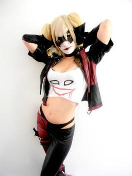 Harley Quinn - Insurgency Cosplay