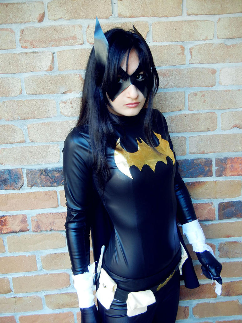Cassandra Cain: The Black Bat by RiiCosplay