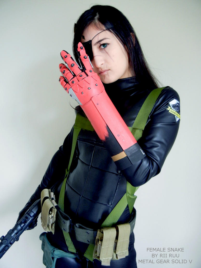 Snake by RiiCosplay
