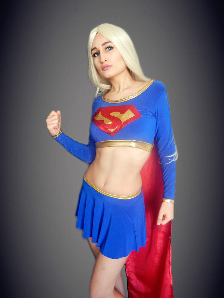 Supergirl by RiiCosplay