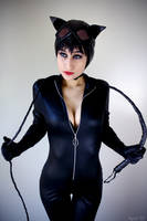 Selina Kyle: Catwoman by RiiCosplay