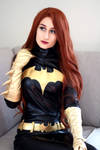 Batgirl Barbara Gordon Cosplay by RiiCosplay