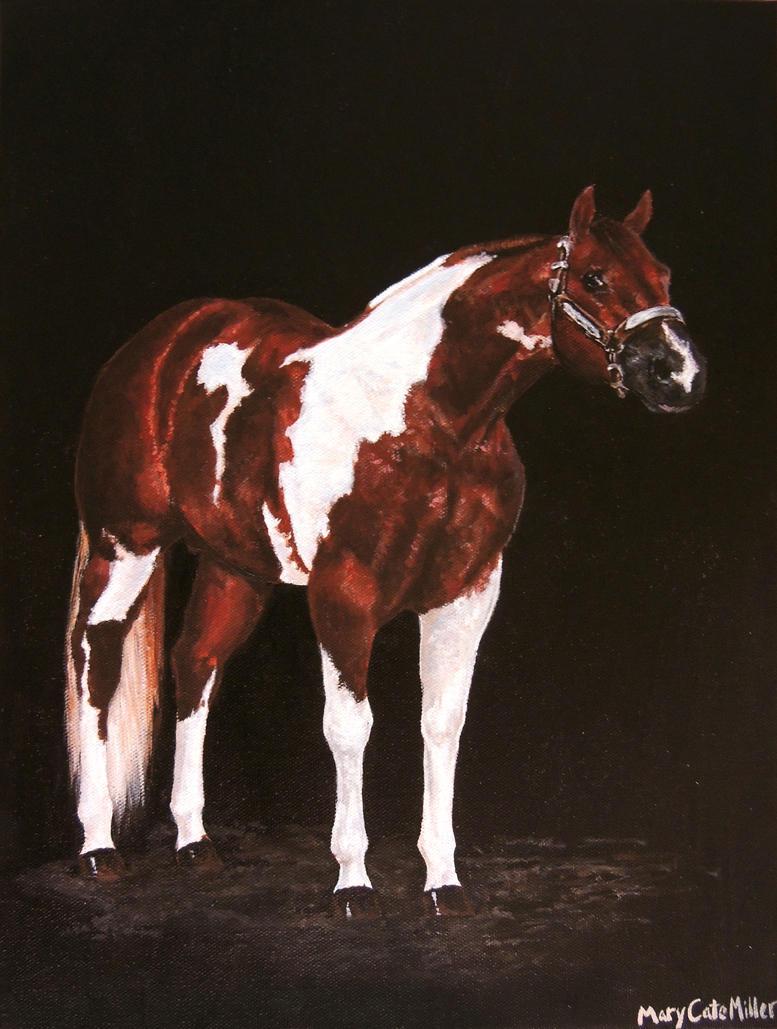 Commission- Paint Stud by Moonafleet