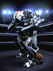 EOS - REAL STEEL by Arte-Animada