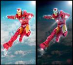 Iron Man Dual Cover