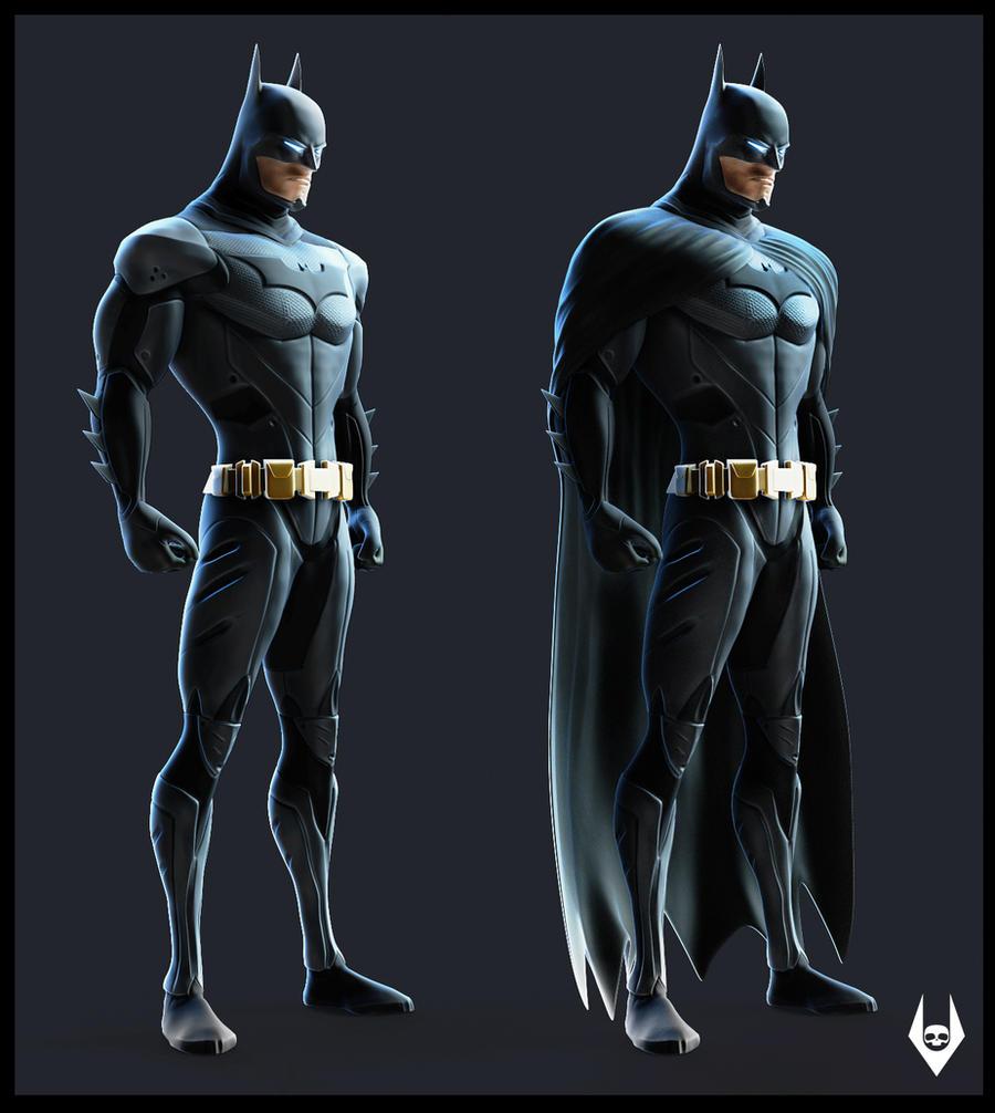 Batman Dark Knight - Animated Series