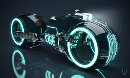 Tron Light Cycle Reboot