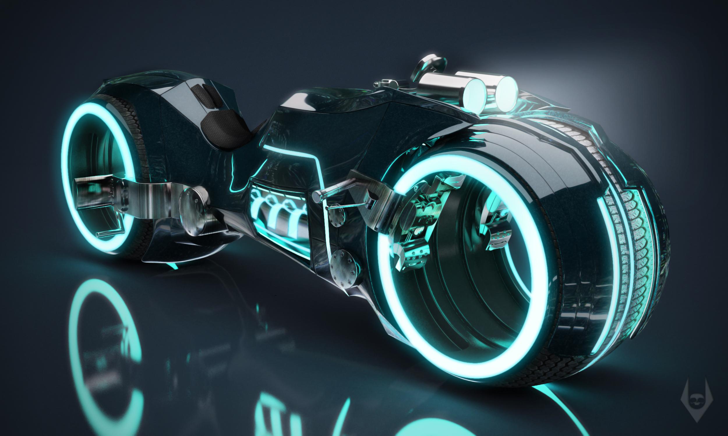 Tron Light Cycle Reboo...