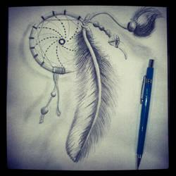 DreamCatcher Quick Sketch