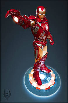 Iron Man Concept Toy