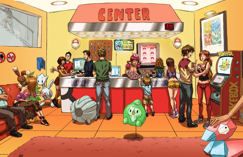 [Imagen: pokemon_center_by_onichan_xd-d7076ll.png]