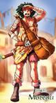 The legend of Zelda - Moteau
