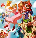 Super Smash Brothers - Ha-tcha