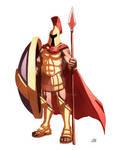 League of Legends - Pantheon
