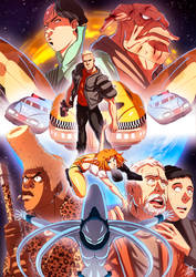 The Fifth Element - SpeedPaint by oNichaN-xD