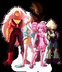 Steven Universe -  Sketchy Commission