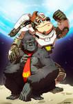 OW - Winston and Donkey Kong