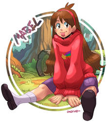 Drawing Challenge 02 - Mabel