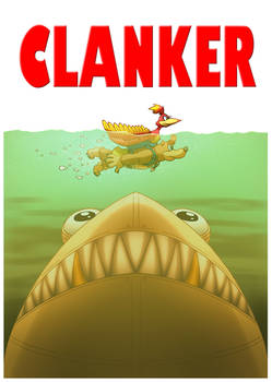 Banjo and Kazooie - Clanker
