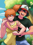 Pokemon - Misty and Ash