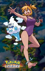 Pokemon Legend - Nerina and Vanillish