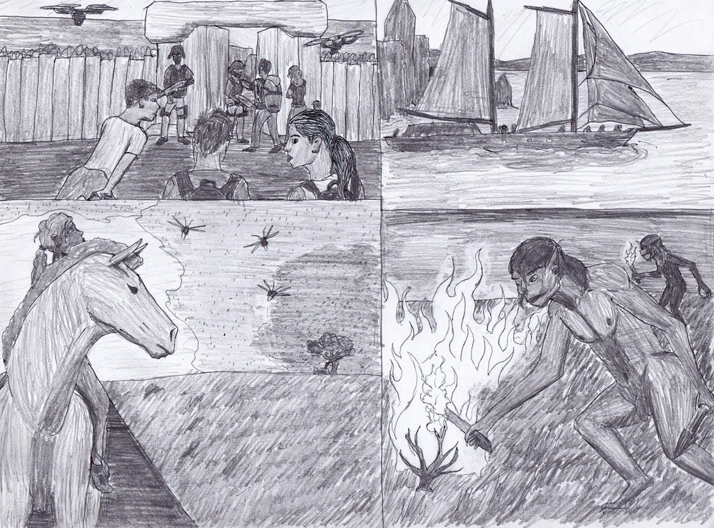 A Compilation of Humanity by Whachamacallit1
