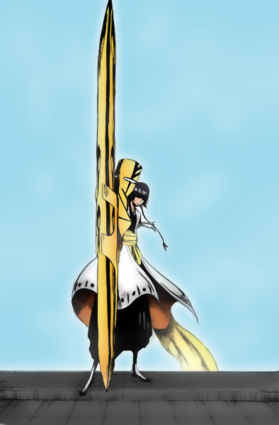 Soi fon bankai by pyrlo on deviantart for What is the soi