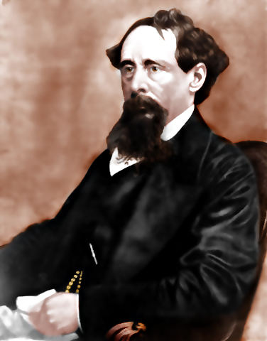 Charles Dickens Full Color by Pyrlo
