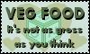Vegetarian or Vegan Food by Blood-B0xer