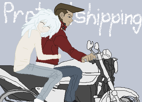 Protectshipping ride by FoggyPebble