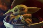 Grogu - Baby Yoda