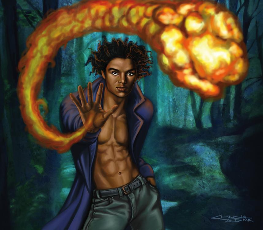 Vampire Flame by rebelakemi