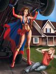 Super Heroine