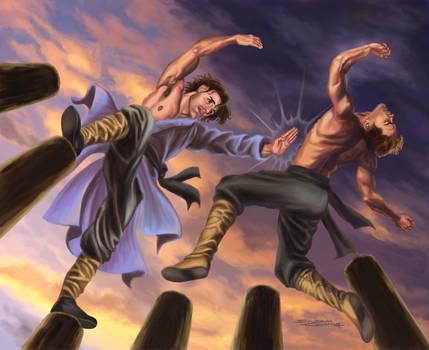 Tai Chi Fighting